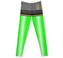 Green Lightsaber Leggings