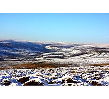 Views of the North Yorks Moors National Park Photographic Print
