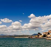 Pylos, Peloponnese by Nathan T
