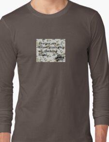 The Wonder Years Long Sleeve T-Shirt