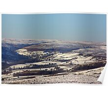 Views of the North Yorks Moors National Park #2 Poster