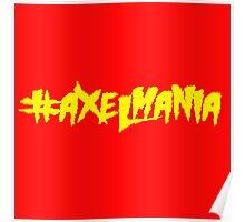#AxelMania Poster