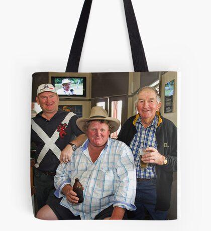 Bobby O'Brien, Nobby McMahon & Kevin Slater Tote Bag