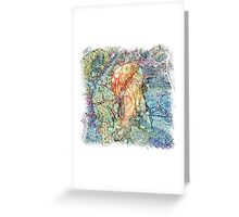 The Atlas Of Dreams - Color Plate 90 Greeting Card