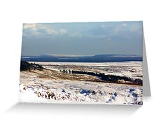 Views of the North Yorks Moors National Park #5 Greeting Card