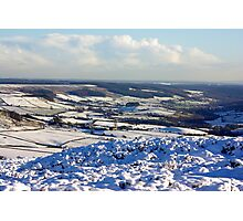 Views of the North Yorks Moors National Park #6 Photographic Print