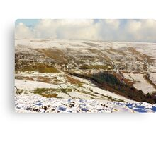 Views of the North Yorks Moors National Park #7 Canvas Print