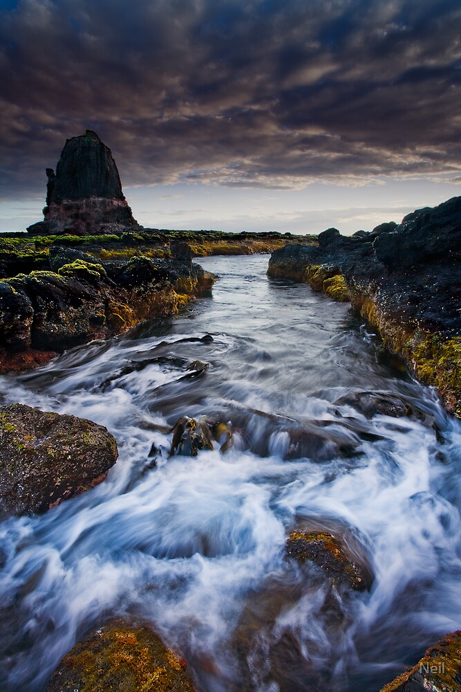Pulpit Rock by Neil