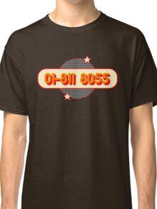 01 811 8055 Classic T-Shirt