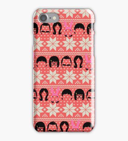 Belcher Fair Isle iPhone Case/Skin
