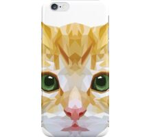 Crystalline Cat iPhone Case/Skin