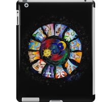 Horoscope - Illustration iPad Case/Skin