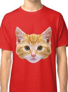Crystalline Cat Classic T-Shirt