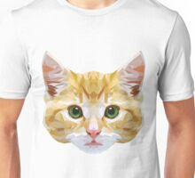Crystalline Cat Unisex T-Shirt