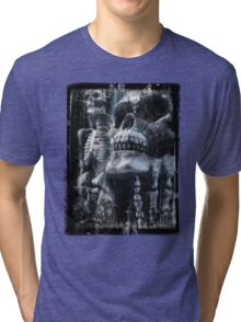 Dissolution - Disturbance of the UnRested Tee Tri-blend T-Shirt