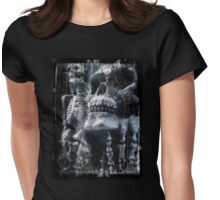 Dissolution - Disturbance of the UnRested Tee Womens Fitted T-Shirt