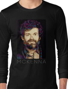 Terence Mckenna Long Sleeve T-Shirt