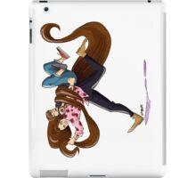 hair goals iPad Case/Skin