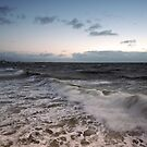 Day&#x27;s End (Port Phillip Bay) by Elaine Stevenson