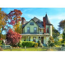 Dream house fantasy Photographic Print