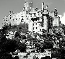 ST.Michael's Mount by Livvy Young