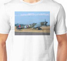 Supermarine Spitfire FR.XIVe MV293 G-SPIT Unisex T-Shirt