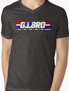 G.I BRO T-SHIRT Mens V-Neck T-Shirt