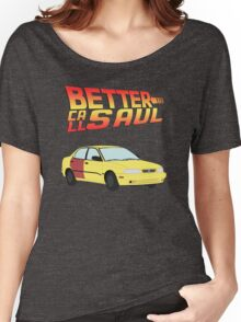 Back to the Future Saul Women's Relaxed Fit T-Shirt