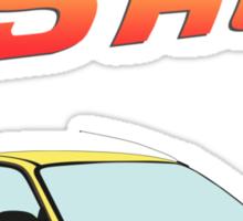 Back to the Future Saul Sticker