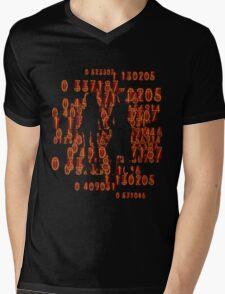Chaos theory's Homeostasis Mens V-Neck T-Shirt