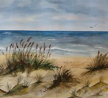 Outer Banks by inker1