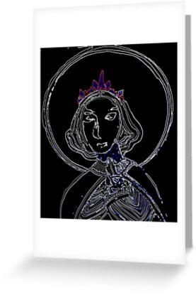 Saint Adelaide of Burgandy by grarbaleg