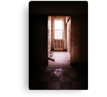 Kings Park Psychiatric Center - your own room Canvas Print