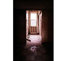 Kings Park Psychiatric Center - your own room Photographic Print