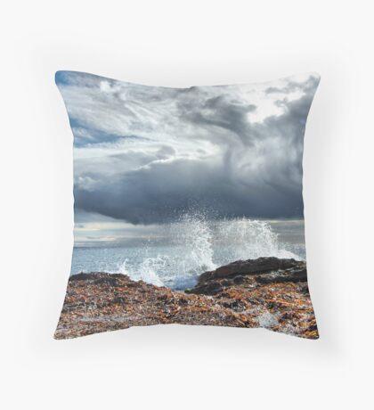 Will it rain? Throw Pillow