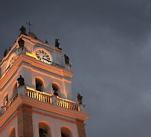 troubled sky, sucre, bolivia by nickaldridge