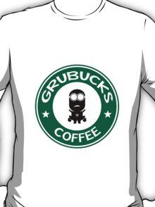 Despicable Me Grubucks Coffee T-Shirt