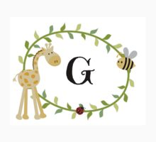 Nursery Letters G Kids Clothes