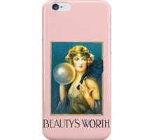 Beauty Worth iPhone Case/Skin