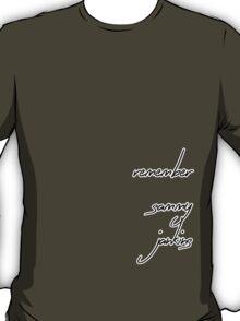 ...remember sammy jankins T-Shirt
