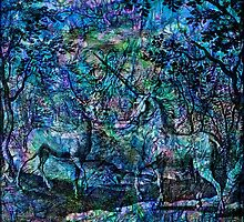 """Alchemical Secrets - """"The Stag And The Unicorn"""" by Richard Maier"""