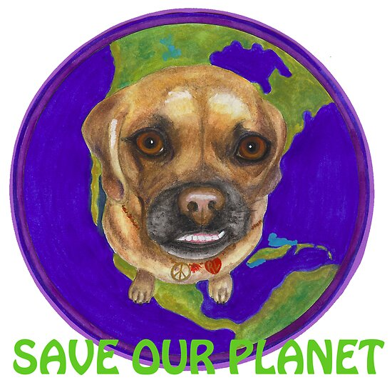 Save Our Planet by joga