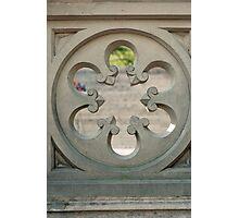 Central Park Architecture Photographic Print