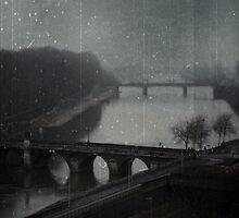 _ over the bridge _ by Louise LeGresley