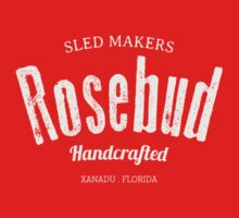Rosebud company Sled Makers Kids Clothes