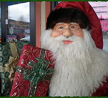 Pet Store Santa by Jonice
