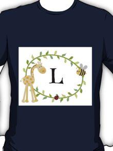 Nursery Letters L T-Shirt