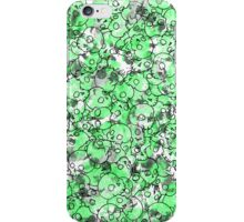 Green Skulls iPhone Case/Skin