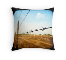 Van Diemen's Gulf Throw Pillow
