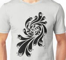 Happy Splash - 1-Bit Oddity - Black Version Unisex T-Shirt